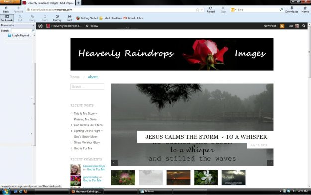 HeavenlyRaindrops Images screenshot